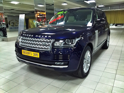 Land Rover Range Rover TD V6 Vogue Long
