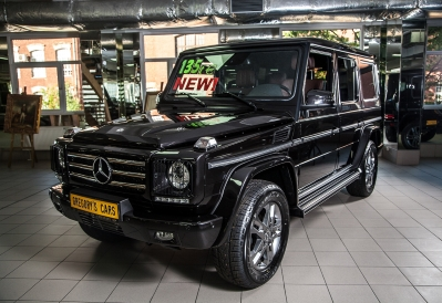 Mercedes Benz G 350 BlueTEC